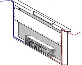 рамка кормушка с нагревателем